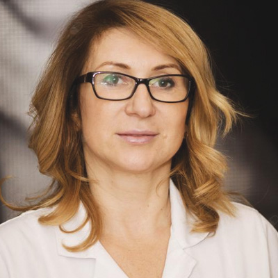 Dr. Dorothy Szostek, aesthetic surgeon Poland
